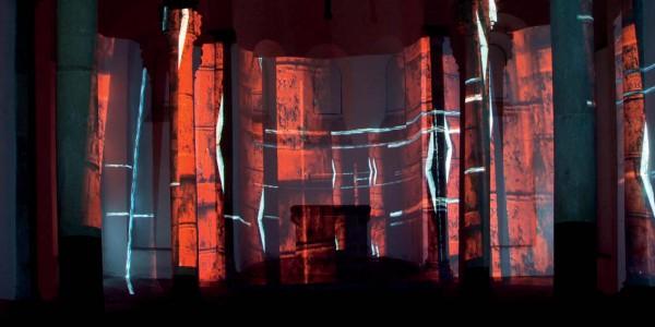 """Eva-Maria Joeressen & Klaus Kessner """"Still"""", Trans-mediale Installation"""