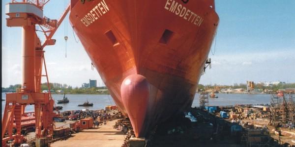 Karte Werft-Klein
